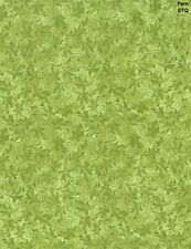 Filigree Echo Tonal cotton fabric BTY Timeless Treasures Fern Green