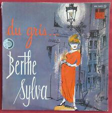 "BERTHE SYLVA   25 CM 10"" DU GRIS ..."