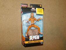 "Hasbro Marvel Legends Series 6"" Marvel?s Wild Child X-MEN Figure BAF SUGAR MAN"