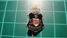 Sportclub SC Enschede stick pin badge 60's lapel Dutch football speldje