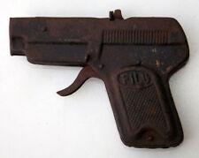 Antique Tin Cracker Gun Tin Toy Germany Rare Gun Tin Toy
