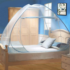Tinyuet Mosquito Net, 150X200Cm Bed Canopy, Portable Travel Mosquito Net, Foldab
