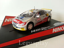 "SCX Scalextric Slot Ninco 50410 Peugeot 307 ""Costa Daurada 06"" - 42 Rally RACC"