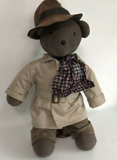 Humphrey Beargart 1983 North American Bear Co. w/Original Tag, Clothing & Hat