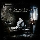 My Dying Bride - A Map of All Our Failures (2013)  CD+DVD Digibook  NEW/SEALED