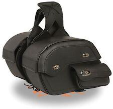 """Motorcycle Water Resistant  Saddle Bags - Harley Bike List Below  14 x 10 x 5.5"""""""
