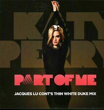 "Katy Perry – Part Of Me Single 12"" RSD 2012 LP Vinyl NEW!"