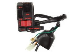 L/H Switch Honda ATC250 ATC250SX Start/Stop/Choke 1985-1987 NEW!