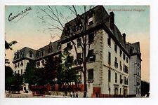 CANADA carte postale ancienne MONTREAL general hospital