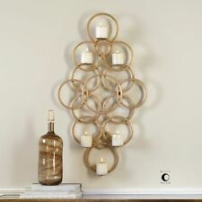 Candelabro de pared