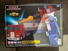 NEW IN BOX Transformers Masterpiece MP-44 Convoy 3.0 - Optimus Prime TakaraTomy