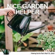 Watering Can For House Bonsai Plants Garden Flower Long Spout 40oz 1/3 Gallon