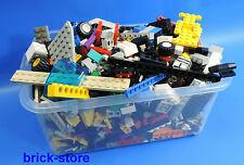 LEGO ca.500-800 PEZZI PIETRE, piastre, piastrelle, speciali, Federale misto 1 kg