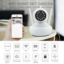 Wireless WIFI IP Camera HD 1080P Outdoor Pan Tilt Security IR Night Home Webcam