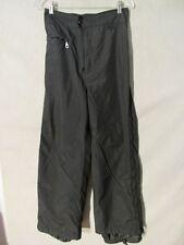 F1005 Black Bear Black Nylon High Grade Pants Women's 28x28