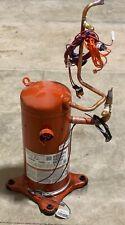 Alliance Compressor Sxa039b4bpa Removed From Newunused Trane Air Conditioner