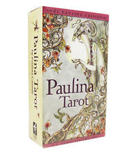 Paulina Tarot 78 Cards Deck Paulina Cassidy Fantasy Magical Delicate BRAND NEW