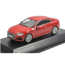 SPARK Audi A5 Coupe Color Rojo 1:43 Collection Diecast