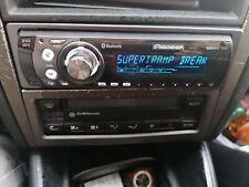 autoradio pioneer deh-p55bt  bluetooth cd mp3 aux 2 rca uscita sub crossover