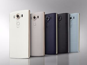 "LG V10 H900 AT&T H901 H961N 4G LTE 5.7"" Smartphone 16MP 4GB+64GB Fingerprint"