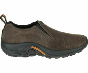 Merrell Men's Jungle Moc Slip-On Shoes Gunsmoke (J60787) - Choose Size