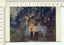 """s428A) CP H.Darien """" Sommerabend """" - Neu"""