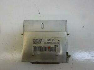 ENGINE COMPUTER ISUZU RODEO 1995 8162011490 3.2L MT ECM ECU PCM OEM