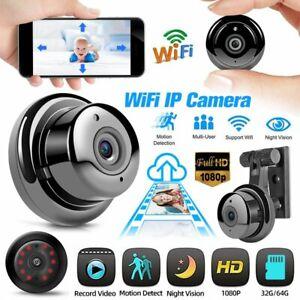 Mini Hidden Spy Camera Wifi IP Home Security DVR Night Vision HD 1080P