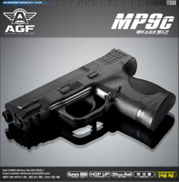 [Academy] #17226 MP9C Pistol Airsoft BB Shot Toy Gun Military Kit