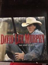 David Lee Murphy - No Zip Code [ CD, 2018]country Kenny Chesney