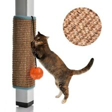 """New listing 12"""" Cat Table Legs Hanging Scratching Scratch Board Mat Post Toy Pet Scratcher"""