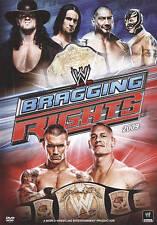 WWE: Bragging Rights 2009 (DVD, 2009)