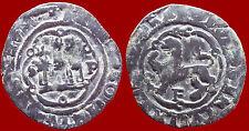 CARLOS I. 1516-1556. RAROS 4 Maravedís Santo Domingo. Virreinato Nueva España.