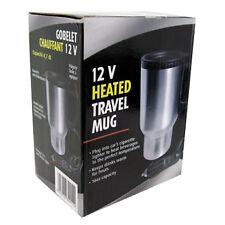 NEW IN BOX 12V heated travel mug