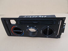 BMW E24 Air Conditioning and Heater Control Panel Module WHOLE Part 1361542