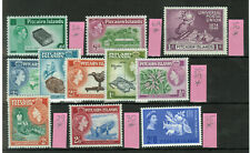 Pitcairn Islands 11 Mint Hinged Stamps #1096