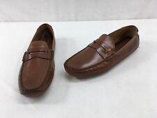 Trask Dawson Teak Calfskin Loafer Size 13M L1964