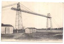 rochefort-sur-mer , pont transbordeur --