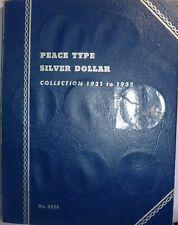 Peace Silver Dollar Collection   21 coins