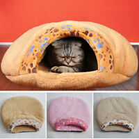 New Shu Velveteen Cat/Dog Bed Sofa Soft Warm Pet Kitty Puppy  Beds Sleeping bag