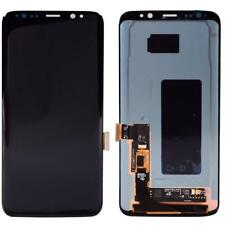 Samsung Galaxy S8  LCD Display Touch Screen Digitizer Black
