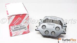Scion tC 2005-2010 Genuine Front Ceramic Brake Pad Set 04465-AZ111