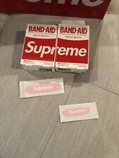 2019 Supreme X Band Aid Brand (individuals Sz Large)