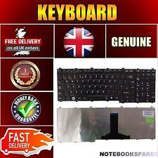 New TOSHIBA SATELLITE P300-20H P300D SERIES Keyboard Gloss Black UK No Frame
