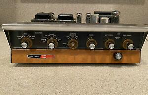 Vintage Original 1960 HeathKit AA-100 Stereo Tube 50 Watt Amplifier
