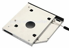 2nd 2.5 Disco Duro SSD HDD SATA Caddy Adaptador Para Acer Aspire 7551 7551G 7552