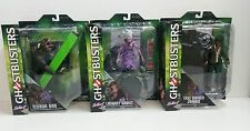 DIAMOND SELECT GHOSTBUSTERS MOVIE SET OF 3 ACTION FIGURE SERIES 5 NEW