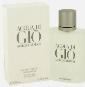 Acqua Di Gio By Giorgio Armani EDT (Eau De Toilette) 100ml Natural Spray