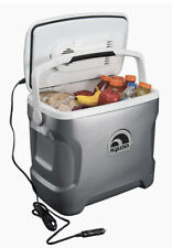 Igloo 12V Electric 28 Quart Iceless Food Drink Portable Cooler RV Boat Travel