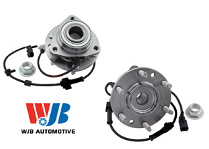 2 Front Wheel Bearing and Hub Assembly L & R REPLACE OEM # 513188